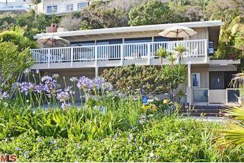 Rent Pat Riley's Malibu Beach House