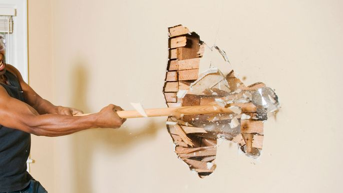 4 Terrible Trages That May Befall You If Tear Down Wall
