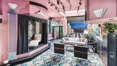 It Only Looks Like Miami: Art Deco Home Shines in Portland, OR
