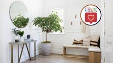 5 Fabulous Ideas To Give Your Foyer a Face-Lift, Straight From Instagram