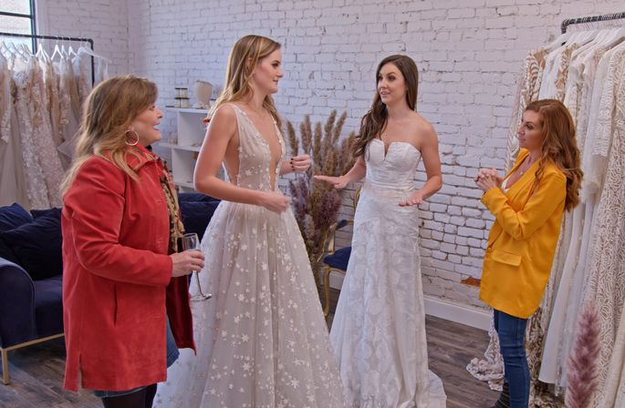 A wedding dress costs thousands of dollars that could be put toward a down payment on a house.