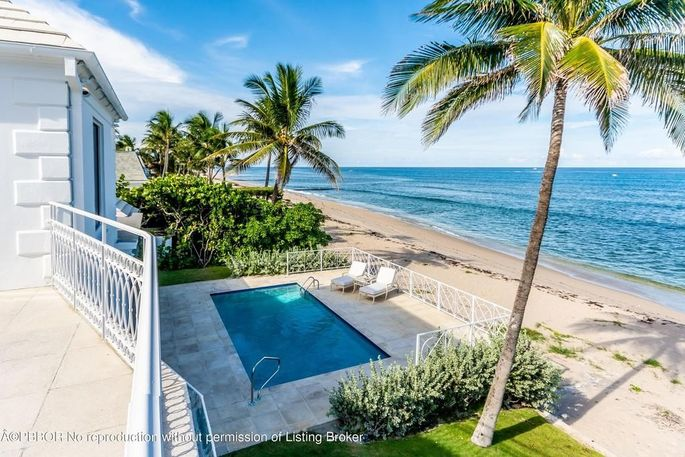 Trump-linked property on the market in Palm Beach