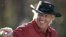 Golf Great Greg Norman Downsizes to a Smaller Mansion in Palm Beach Gardens, FL