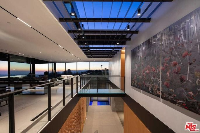 Sixty-foot retractable skylight