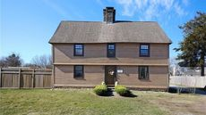 Connecticut's Stone-Shelley House From 1710 Is the Week's Oldest Listing
