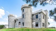 Can You Apply the Finishing Touches to This Concrete Castle in Florida?