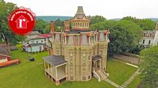 Massive 41-Room Castle Priced at $100K Is the Week's Most Popular Home