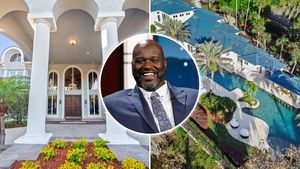 Shaquille O'Neal Finally Sells Florida Mansion for 60% Less Than His Original Asking Price