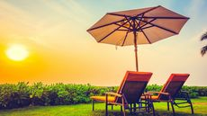 We Picked Out 7 Perfect Patio Umbrellas That Actually Last—and Look Good, Too