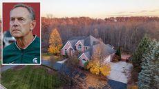 Former Michigan State Football Coach Mark Dantonio Selling $1.28M Mansion