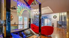 Quirky in Albuquerque: Artist's Home Is Filled With One-of-a-Kind Design