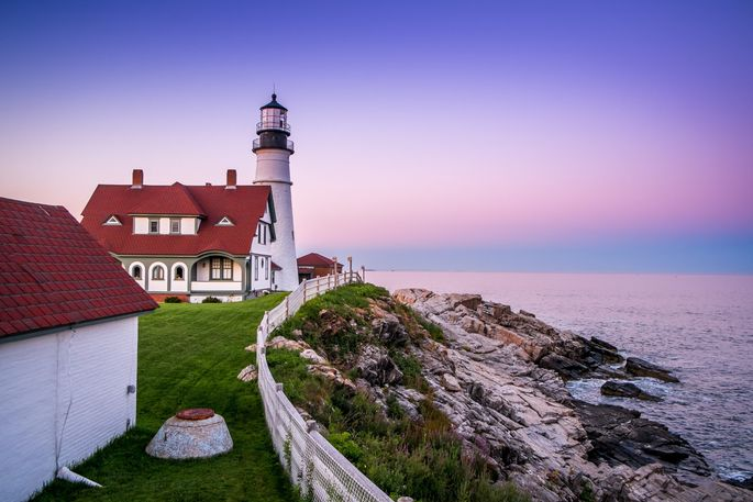 Maine has become a popular destination during the coronavirus pandemic, for retirees too.