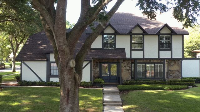 David Bromstad's new house