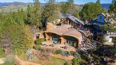 Quirky 'Cave' Compound Is the Ultimate Gold Country Retreat