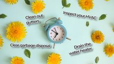 Daylight Saving Time Is Coming! Tackle These 7 Home Improvement Tasks ASAP