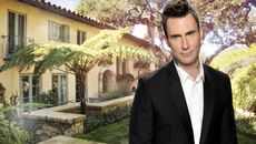 Adam Levine Joins the Crowd in Montecito, Buys $22.7M Mansion