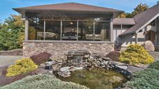 Show Off Your Rides! Car Collector's Dream House Has Glass Showroom